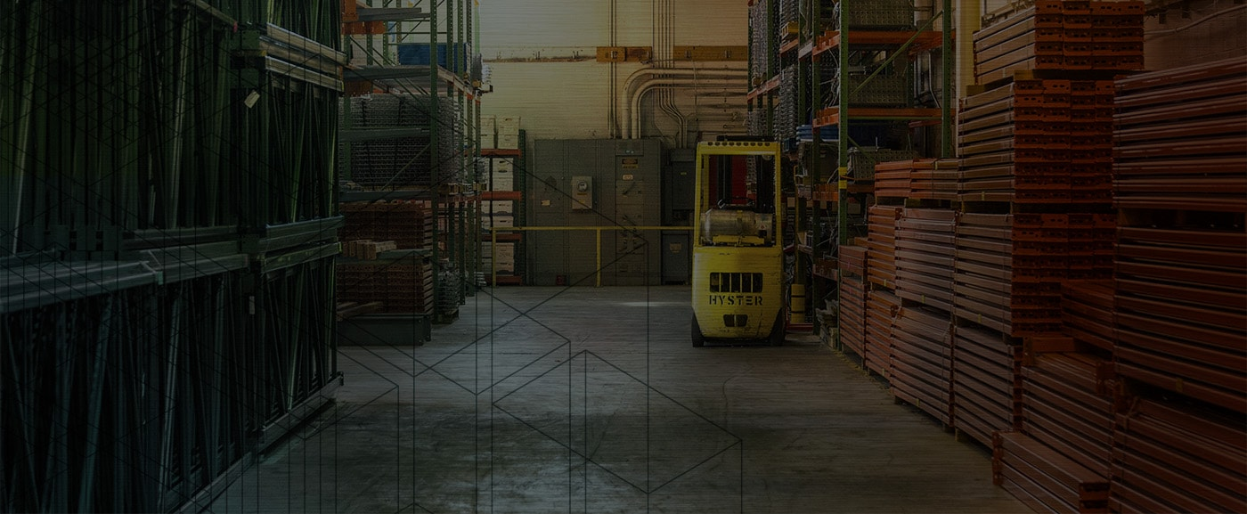 Pallet Racking Supplies in our Warehouse