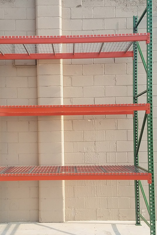 Pallet Rack Adder Kit