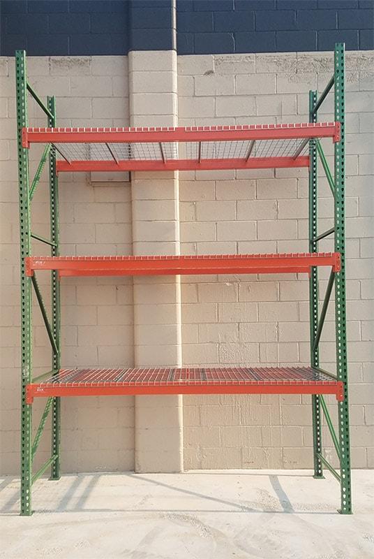 Pallet Rack Starter Kit
