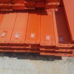 Used 12 ft heavy duty beams