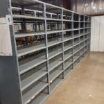 Used Borroughs Industrial Shelving for sale